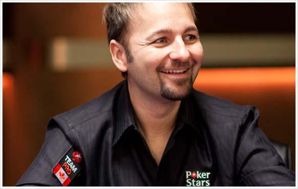 Team Poker Stars Daniel Negreanu